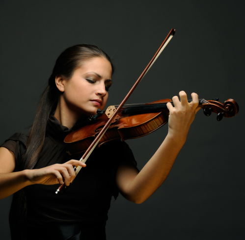 Violinist - what professional muscisians and supply chain leaders have in common.